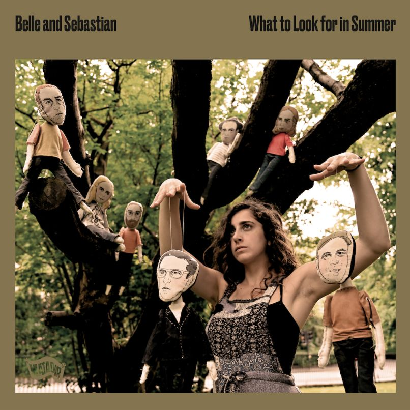What to Look For In Summer by Belle & Sebastian album artwork cover art