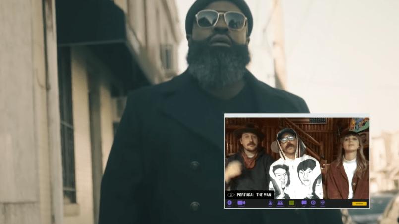 black-thought-fallon-portugal-the-man-video