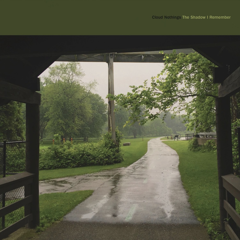 cloud nothings the shadow i remember album art cover