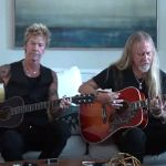 Duff McKagan and Jerry Cantrell Tribute Jimmy Carter