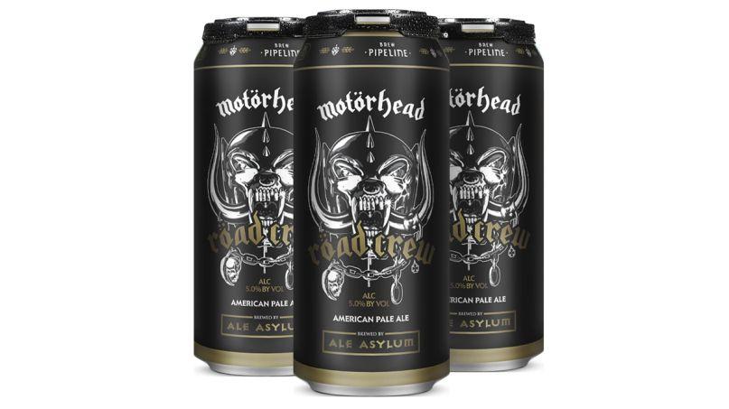 Motörhead's Röad Crew Craft Beer Returns