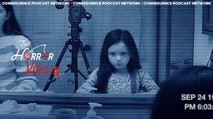 The Horror Virgin - Paranormal Activity 3