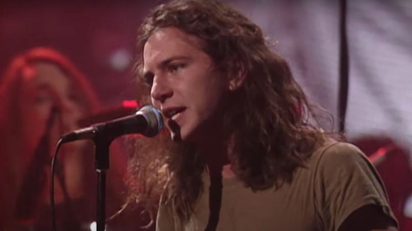 pearl jam mtv unplugged youtube watch