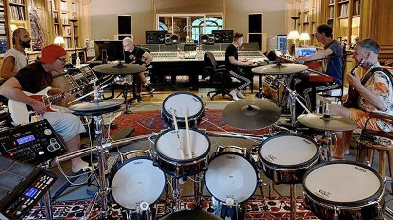 Rammstein in Studio