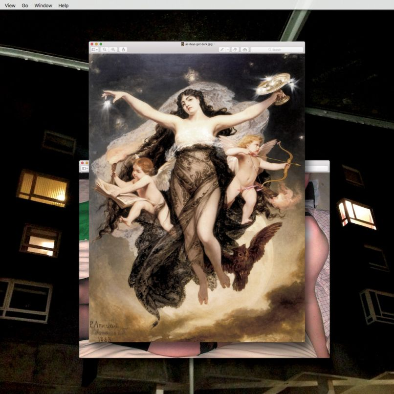 As Days Get Dark by Arab Strap album artwork cover art