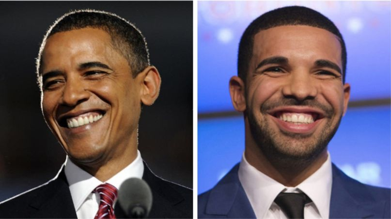 Barack Obama Drake movie approval blessing film