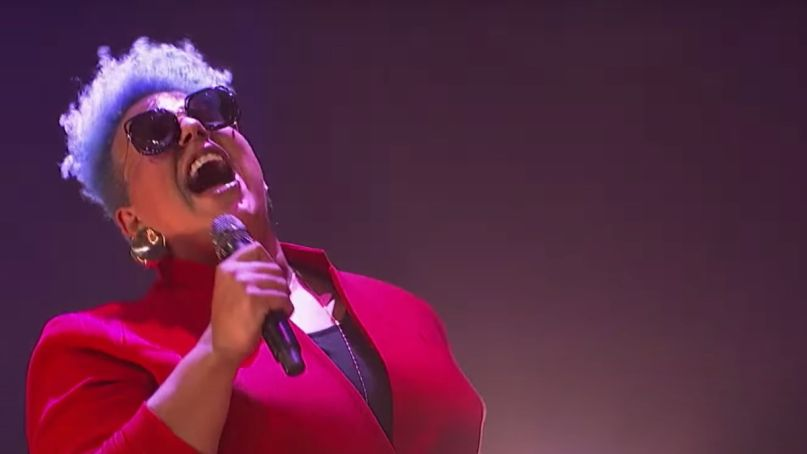 Brittany Howard on Colbert