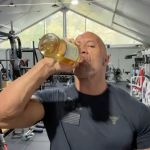 Dwayne Johnson tequila