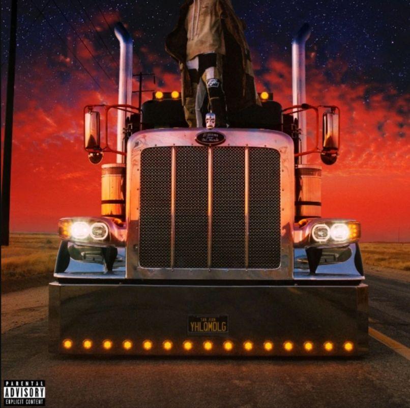 El Ultimo Tour Del Mundo by Bad Bunny album artwork cover art