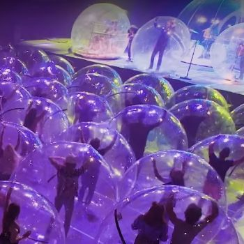 The Flaming Lips to play space bubble concert