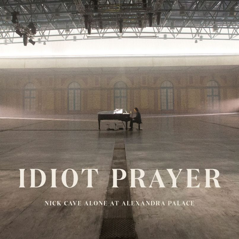 Idiot Prayer by Nick Cave album artwork cover art