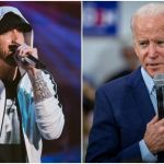"Eminem's ""Lose Yourself"" Featured in Joe Biden Campaign Ad"