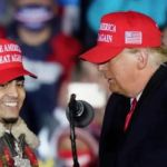 Lil Pump with Donald Trump