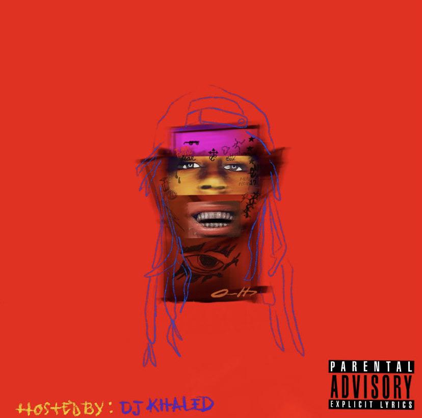 Lil Wayne No Ceilings cover art 3