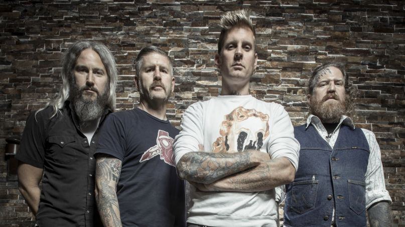 Mastodon new album Adult Swim set