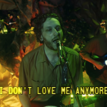 "Oneohtrix Point Never Performs ""I Don't Love Me Anymore"" On Fallon"