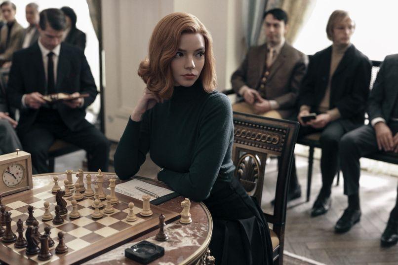 Netflixs The Queens Gambit Embraces the Female Antihero