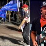 "Trump Supporters Dance to Rage Against The Machine's ""Killing In The Name"""