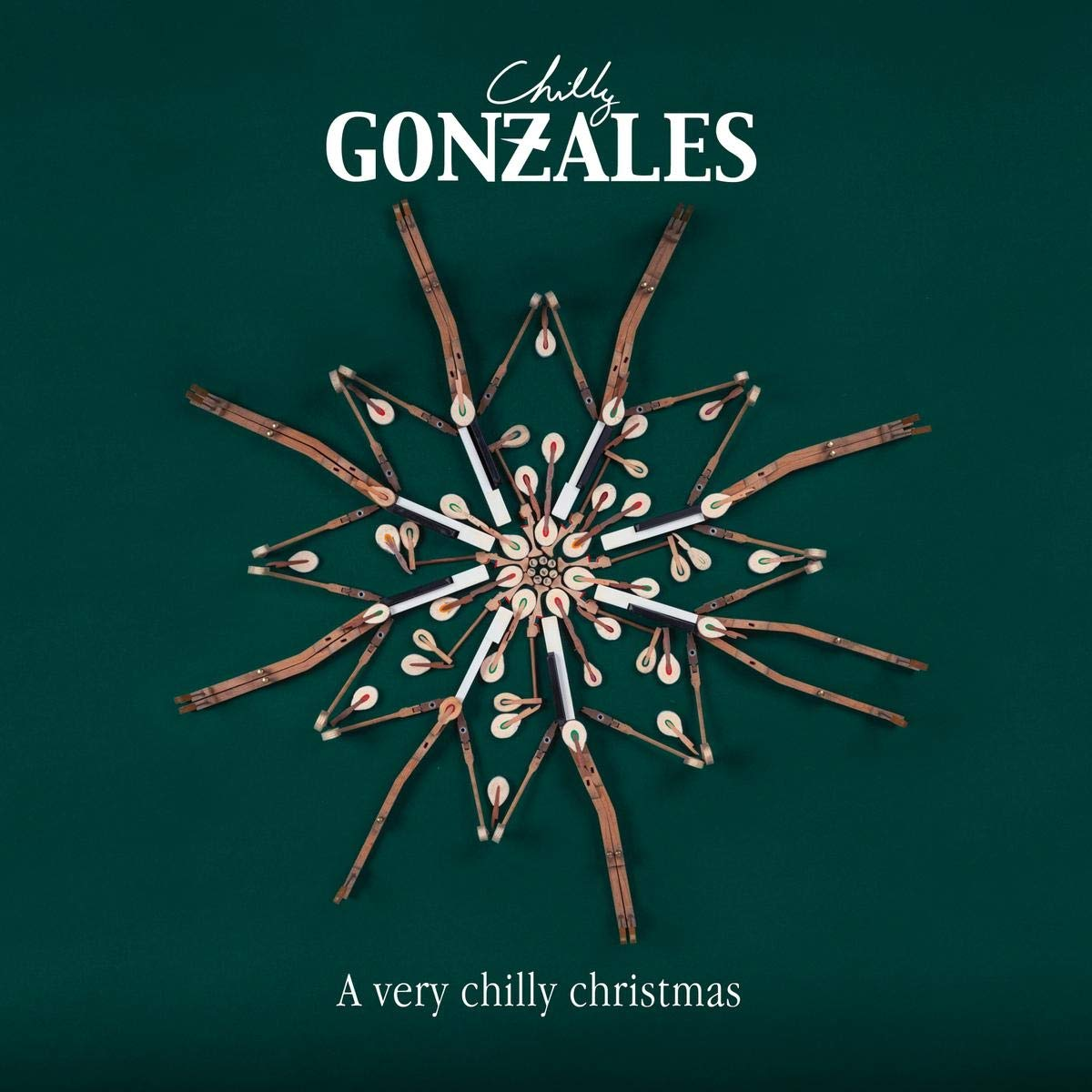 a very chilly christmas Feist, Jarvis Cocker, and Chilly Gonzales Cover Purple Mountains Snow is Falling in Manhattan: Stream