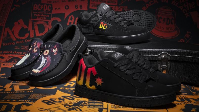 ac dc shoes gift guide Heavy Metal 2020 Holiday Gift Guide