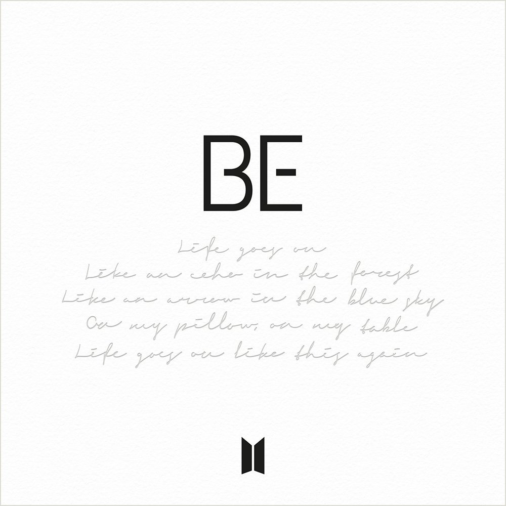 BTS Reveal Tracklist for New Album BE (Deluxe Edition)