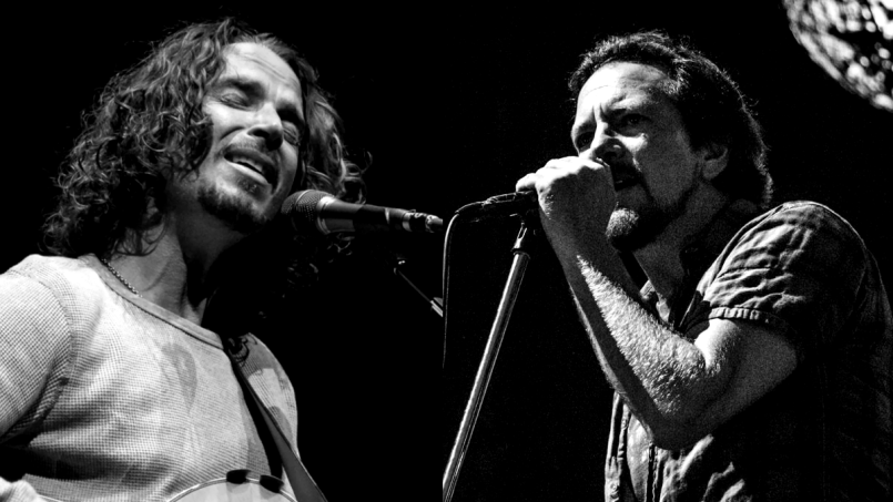 "Eddie Vedder on Losing Chris Cornell: ""I Still Haven't Quite Dealt With It"""
