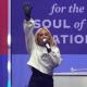 Lady Gaga Performs at Joe Biden's Election Eve Rally: Watch