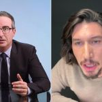 john oliver adam driver last week tonight confront