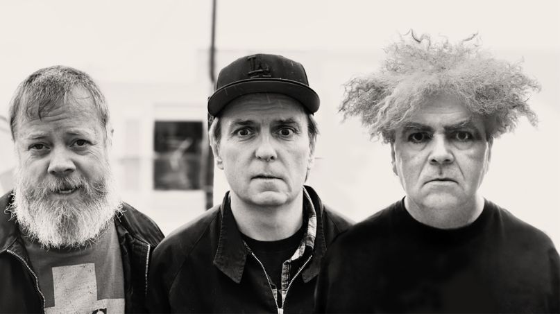 Melvins 1983 New Album