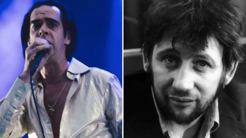 nick cave defends fairytale of new york christmas bbc censorship faggot homophobic slur the pogues shane macgowan radio