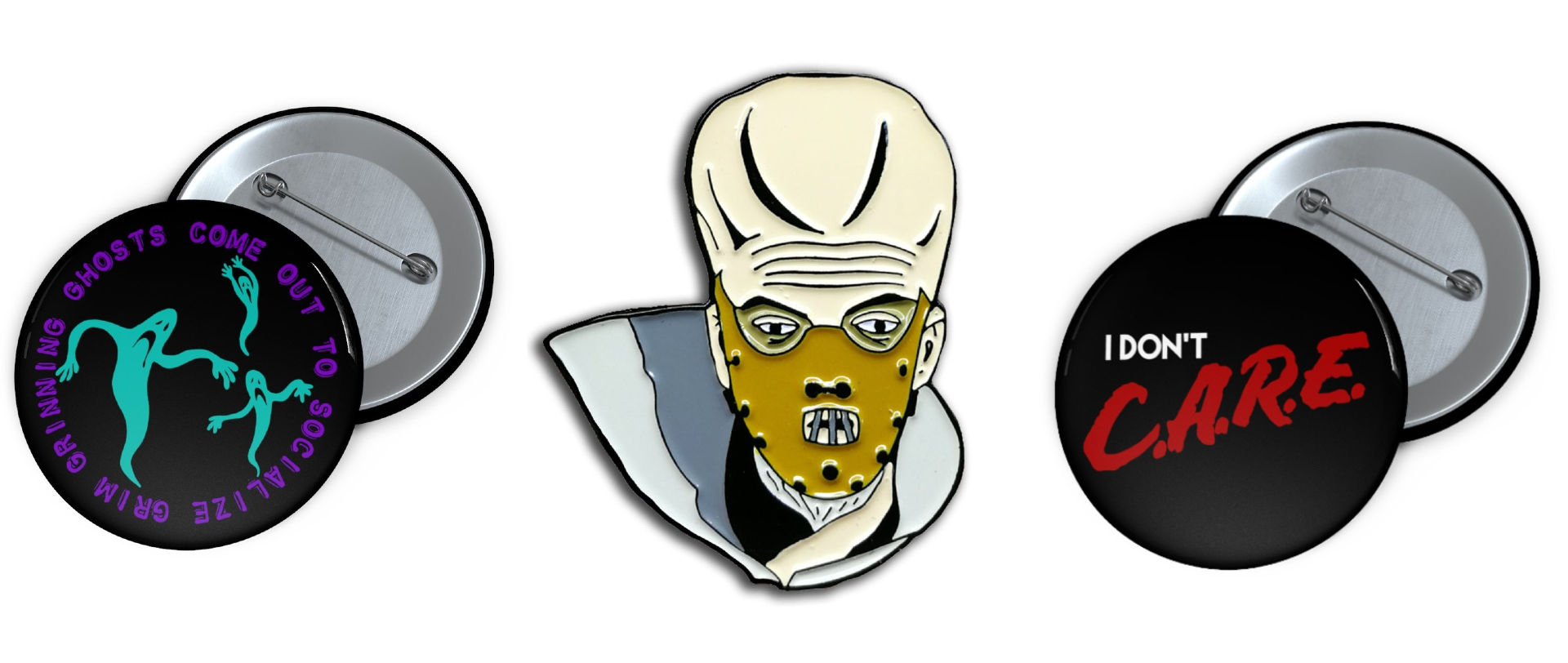 pins A Holiday Gift Guide for Horror Hounds
