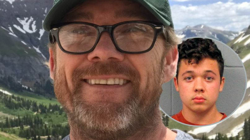 ricky schroder defends bail out kyle rittenhouse kenosha