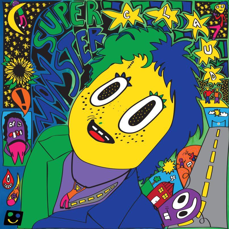 Claud Super Monster Album Art Claud Announces Debut Album Super Monster, Shares Soft Spot: Stream