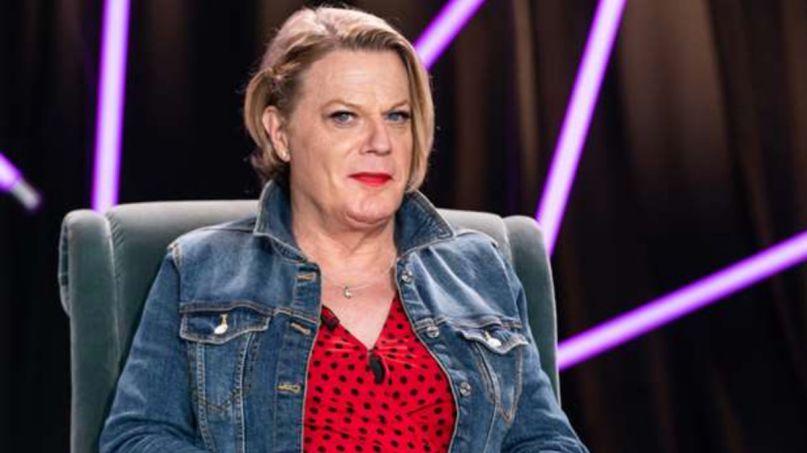 Eddie Izzard she her pronouns transgender comedian gender fluid