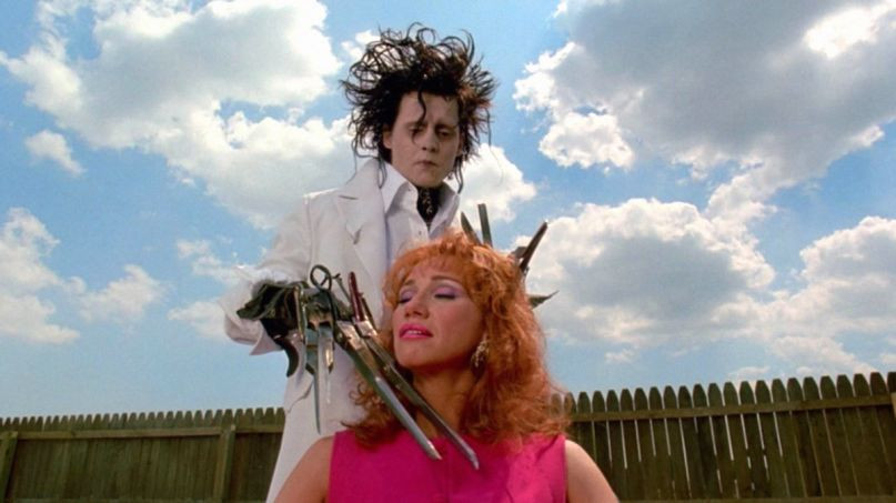 Danny Elfman Edward Scissorhands score reissue vinyl soundtrack Waxwork Records