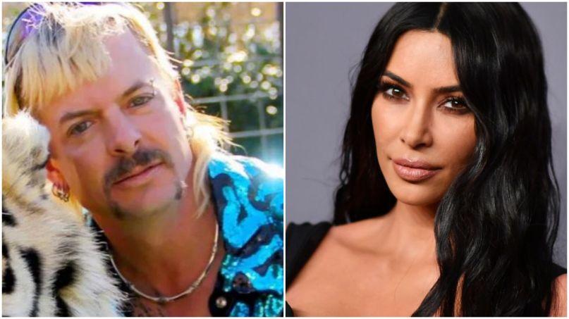 Joe Exotic Asks Kim Kardashian to help with presdiential pardon