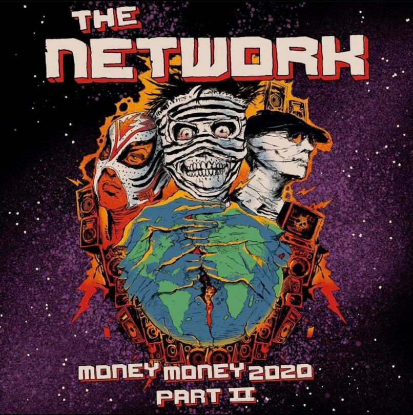 Money Money 2020: Part II by The Network album artwork cover art