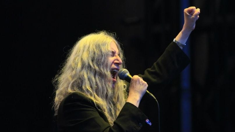 Patti Smith Announces Livestream Birthday Performance