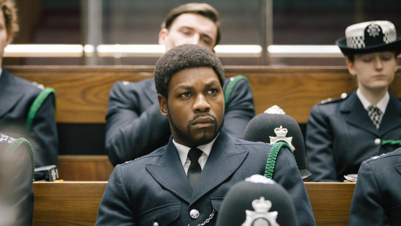 Steve McQueen's Red, White and Blue Doesn't Give Easy Answers on Police Brutality: Review