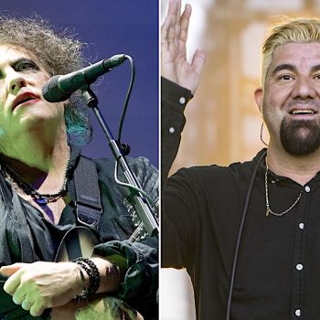 Robert Smith remixes Deftones