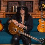 Slash Victoria Goldtop Guitar