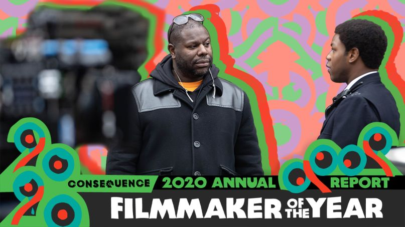 """Filmmaker of the Year Steve McQueen: """"All We Have Is Our Morality and Our Sense of Justice""""*"""