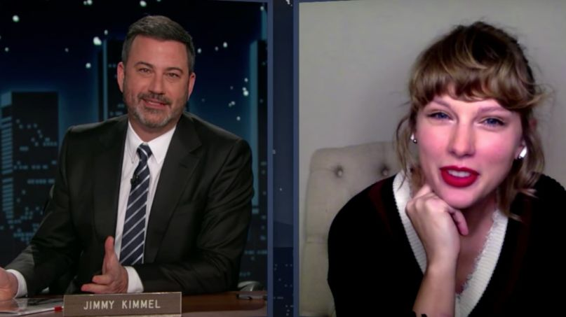 Taylor Swift woodvale Kimmel