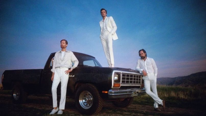 The Killers, photo by Olivia Bee