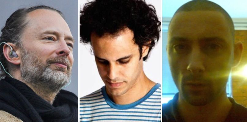 Thom Yorke, Four Tet, and Burial