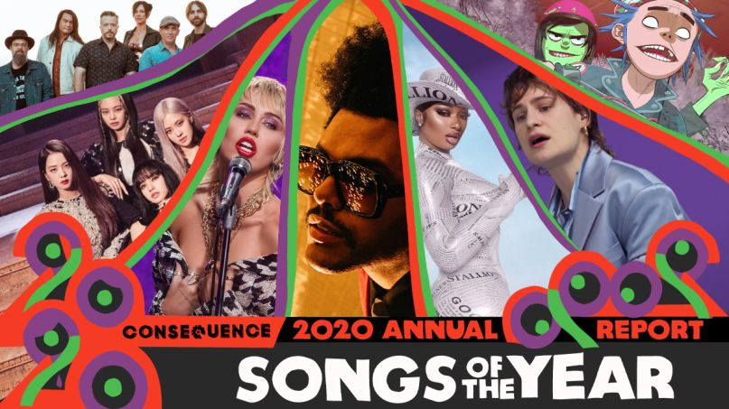 Top Songs of the Year Feature Image