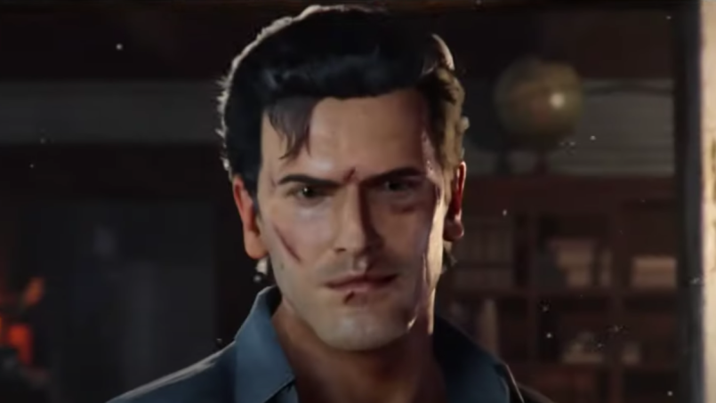 Bruce Campbell Returns as Ash for Evil Dead: The Game
