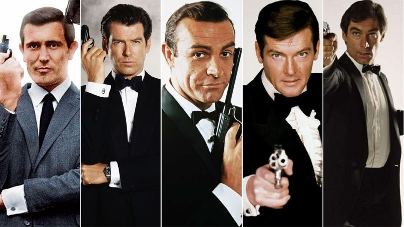 james bond films youtube stream