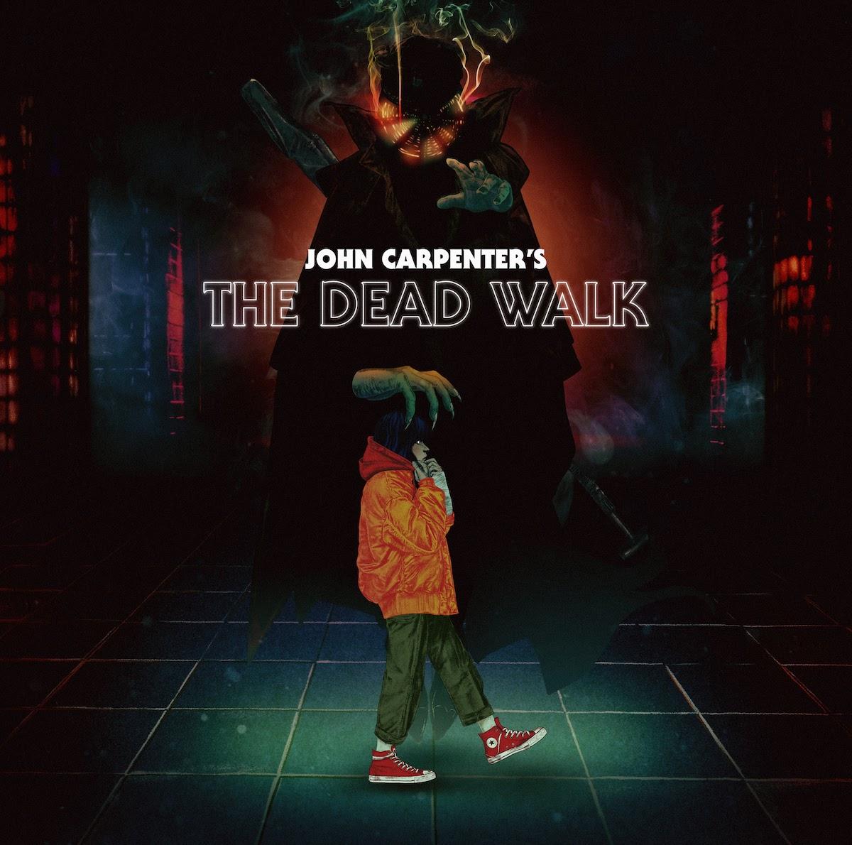 john carpenter the dead walk artwork John Carpenter Shares Chilling New Song The Dead Walk: Stream