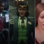 marvel disney plus falcon winter soldier loki wandavision ms marvel trailers